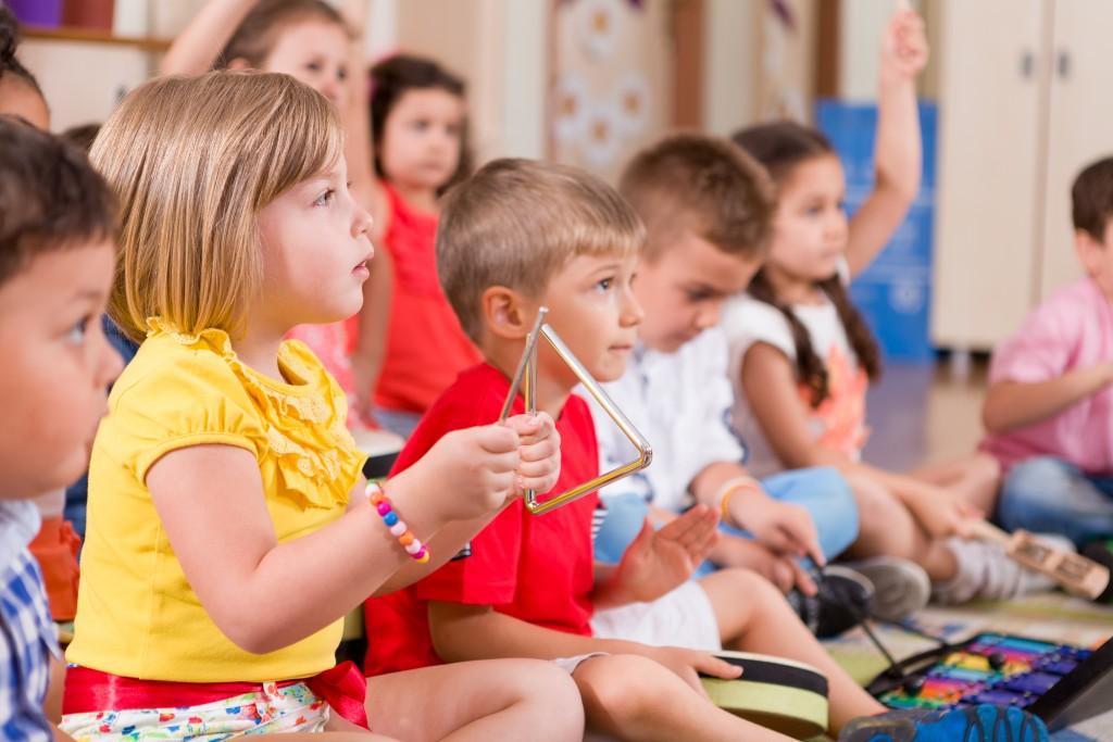 Children Starting in Primary School