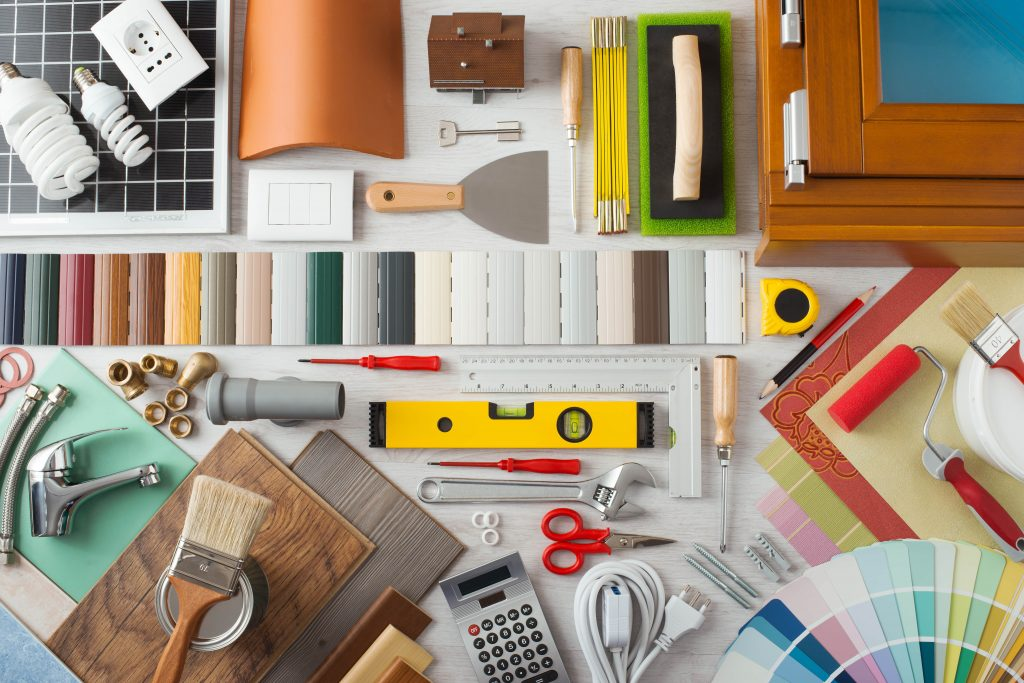 remodelling tools