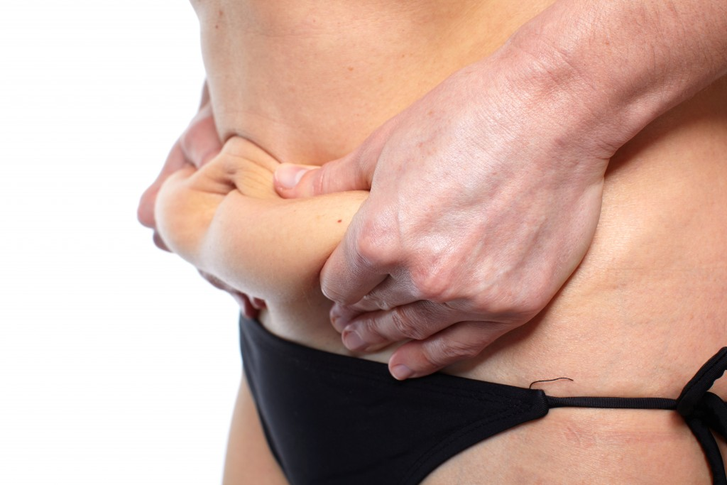 loose stomach skin