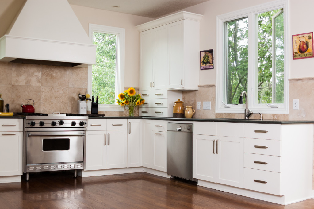 Classic kitchen look