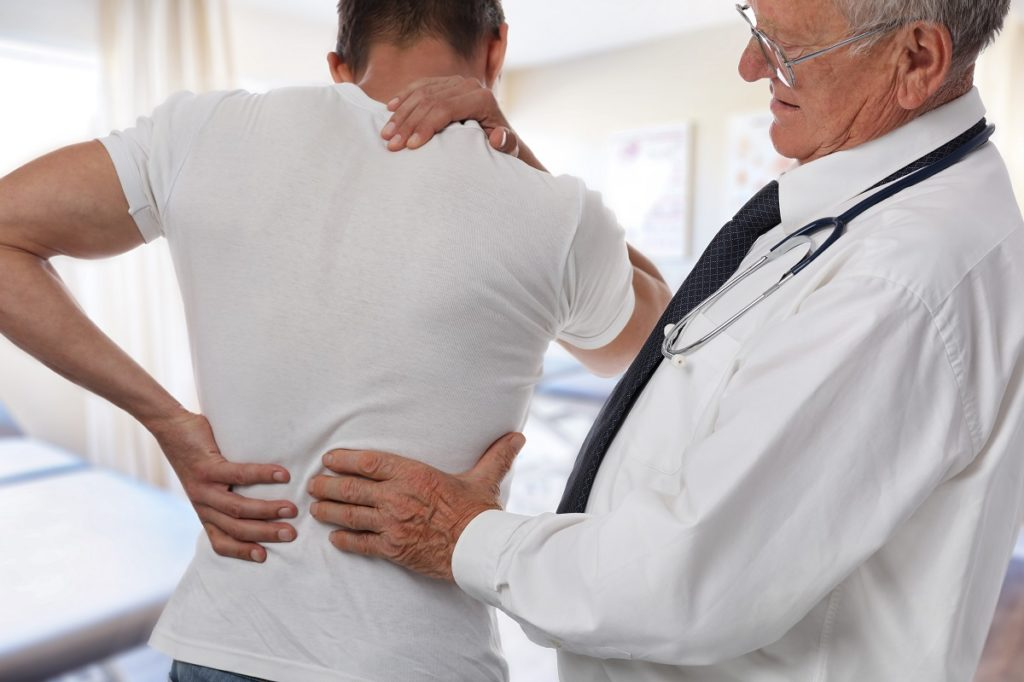 treating backpain