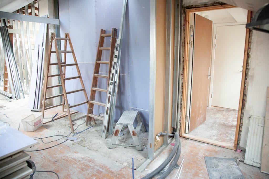 interior home renovation