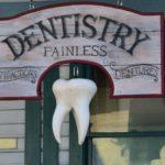dentistry signage