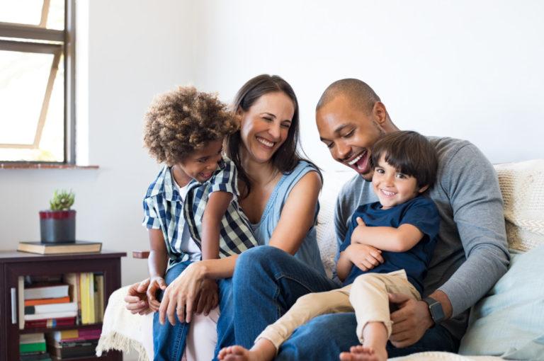 family bonding at home