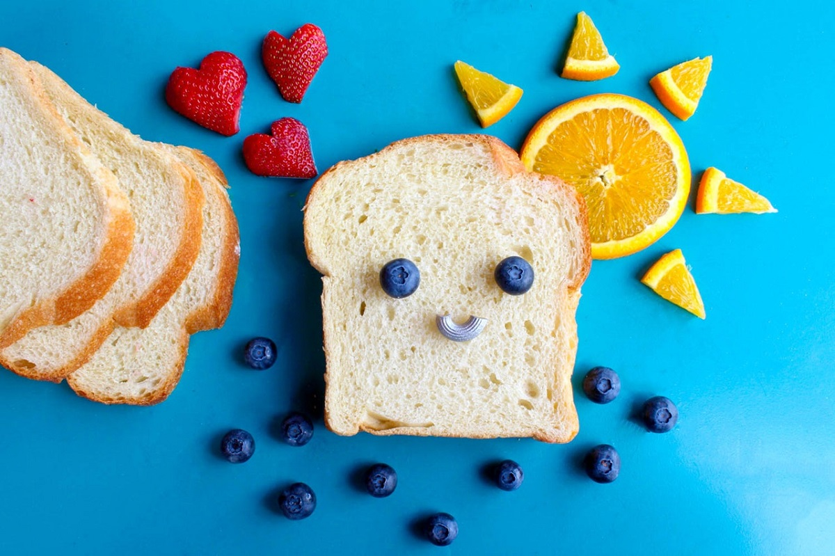 cute food presentation