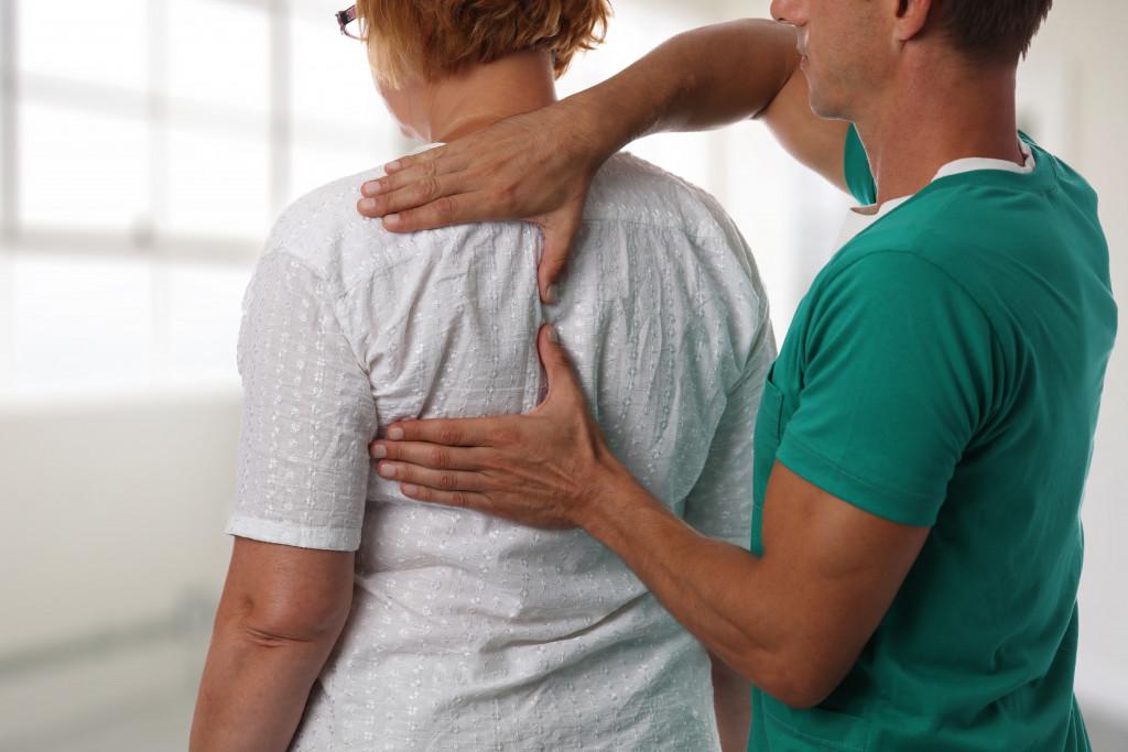 checking arthritis
