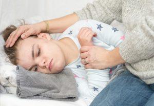 epileptic child