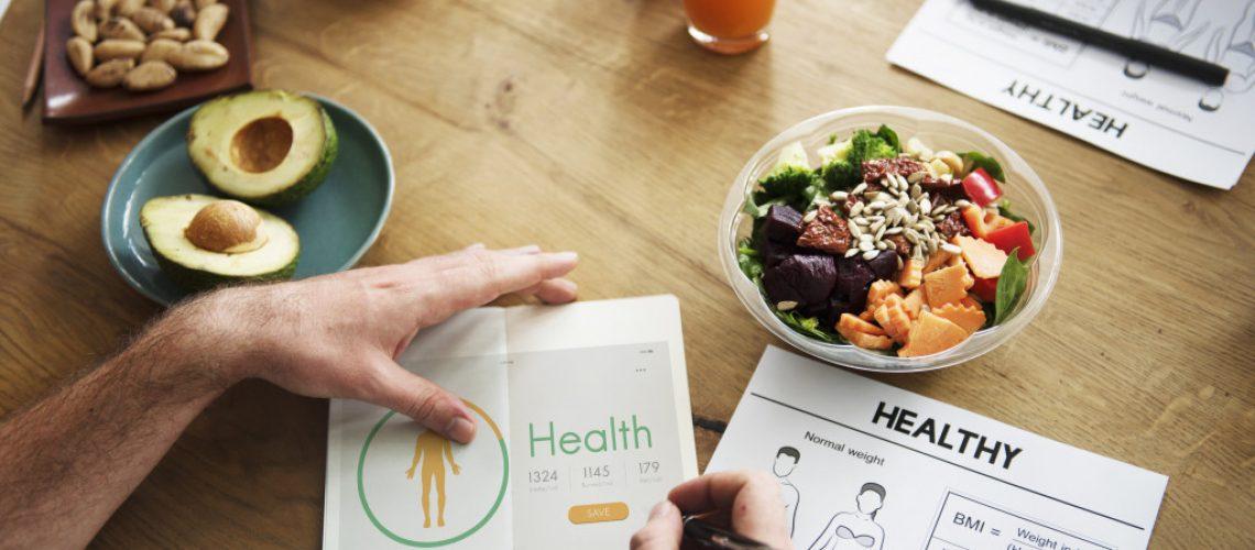 healthy food preparation